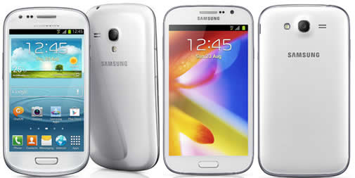 Galaxy S3 vs Galaxy Grand