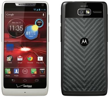 Motorola Droid RAZR M HD