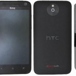 HTC 603e Appeared in China