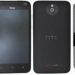 HTC 603e Appeared in China