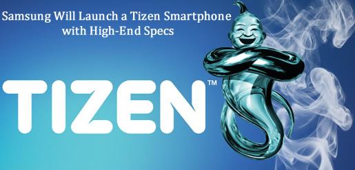 Samsung Tizen Smartphone