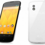 Google Will Release Nexus 4 with 4G LTE Support