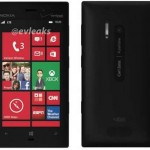Nokia Lumia 928 (Catwalk)