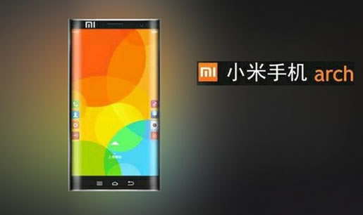 Xiaomi Arch Will Have Dual Curved Edges- New Phones Coming ...
