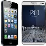 Apple iPhone 5 Versus Samsung Galaxy S4