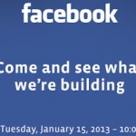 Facebook Phone Could be Announced on January 15