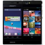 NEC and NTT DoCoMo Will Release the Dual-Display Medias W