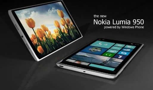 Nokia Lumia 950 - Nokia Lumia 1001